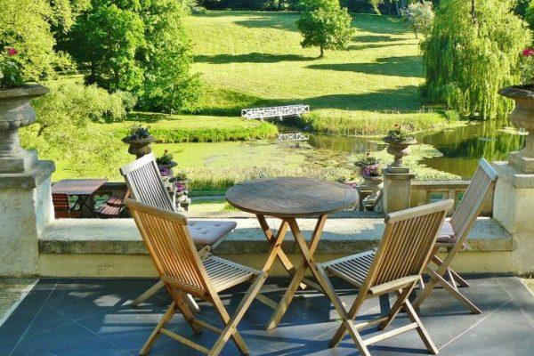 Les terrasses pour les beaux jours