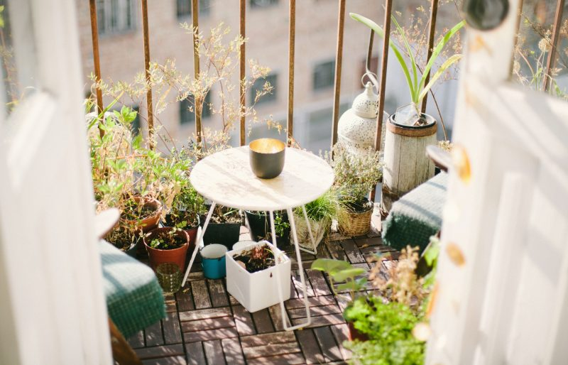 idee deco balcon