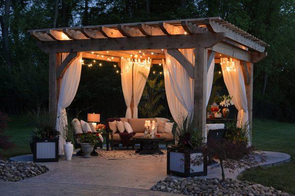 Éclairage extérieur : comment éclairer son jardin de façon déco et efficace ?