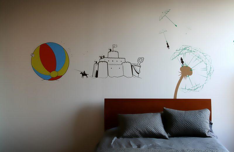 tête de lit stickers
