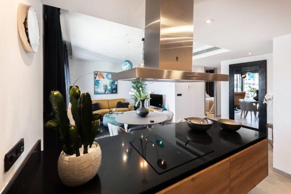 Aménager l'espace salon / salle à manger dans une même pièce